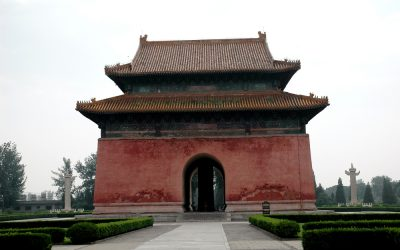 Beijing: The Great Wall, and the Ming Tombs
